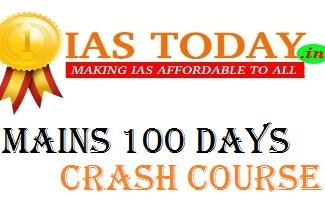IASTODAY Mains 100 days