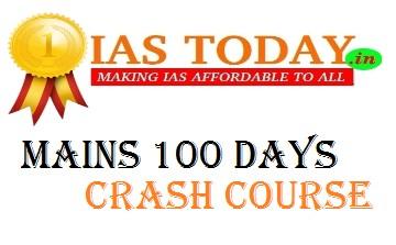 IASTODAY Mains 100 days