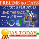 [Register now] PRELIMS 90 DAYS- TEST 1 for 2019 is live