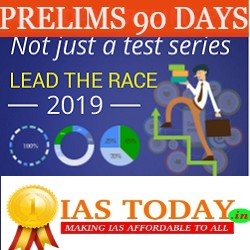 IASTODAY PRELIMS 90 DAYS 2019