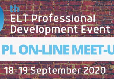 IATEFL PL on-line MEET-UP >> 18-19 September 2020