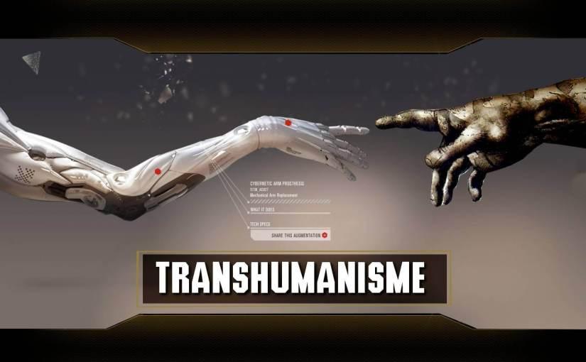 Conférence : Amélioration de l'homme par la technologie ?