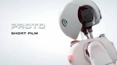 proto robot ia