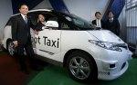 Les robots taxis arrivent au Japon dès 2016