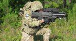 Un lance grenade intelligent : fusil d'assaut XM25