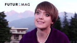 Nataliya Kosmyna, pilote des objets par la pensée - FUTUREMAG - ARTE