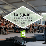 Les conférences de la nuit de l'#echappee16 sur #France 5