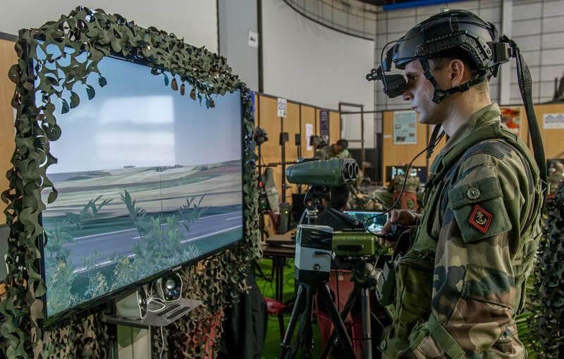 Réalité augmentée pour les forces armées
