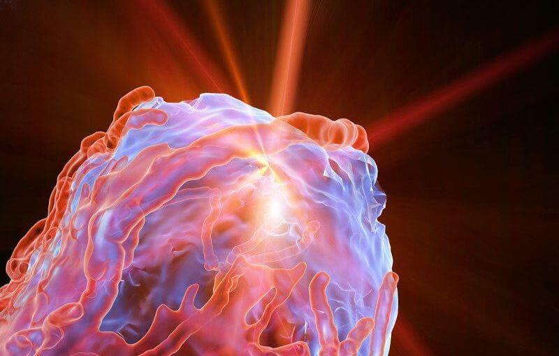 Des lasers faits de sang humain pourraient révolutionner la détection de cancers