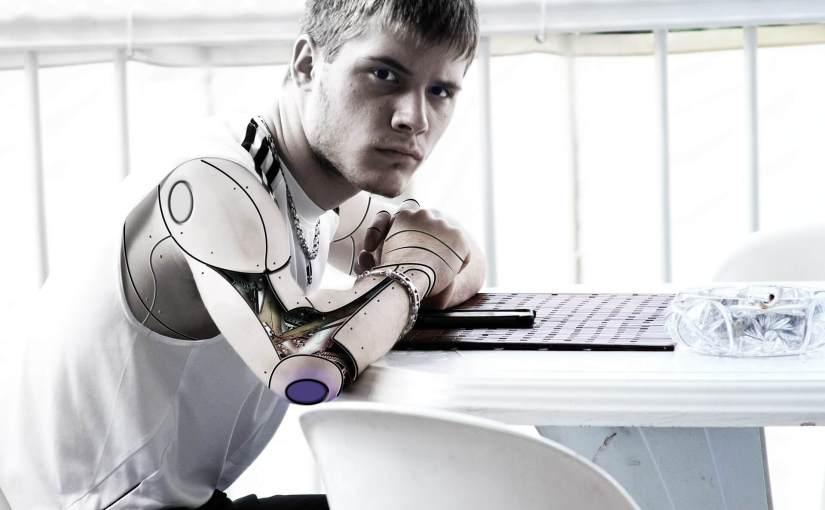 Les perspectives du transhumanisme – conférence d'Hervé Juvin