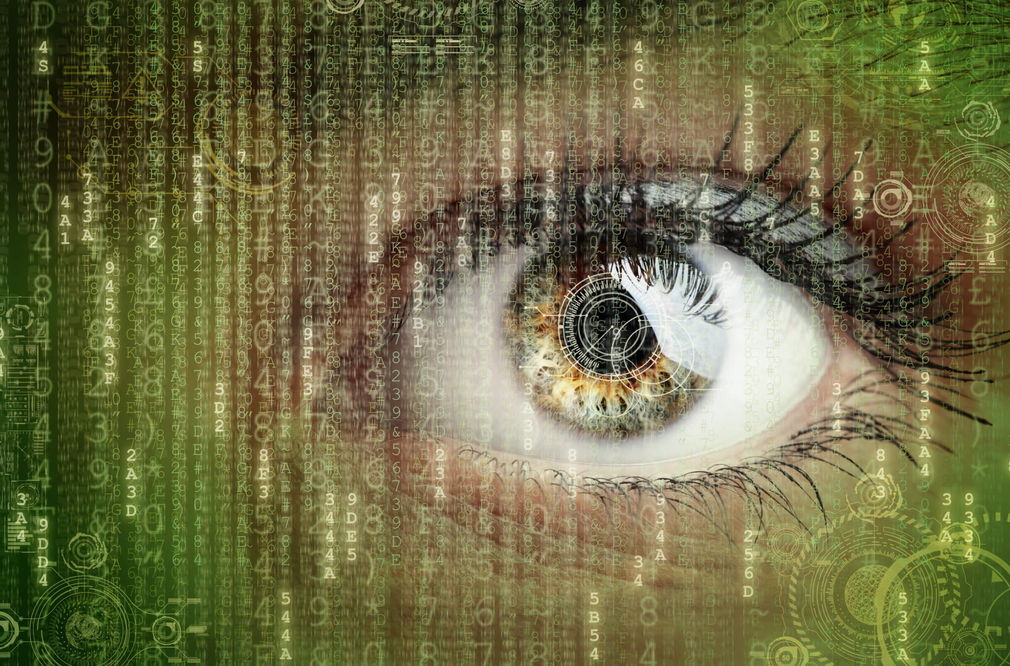 biometric-eye oeil iris