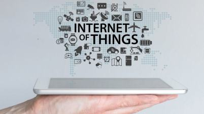 iot Internet des objets, Internet of Things