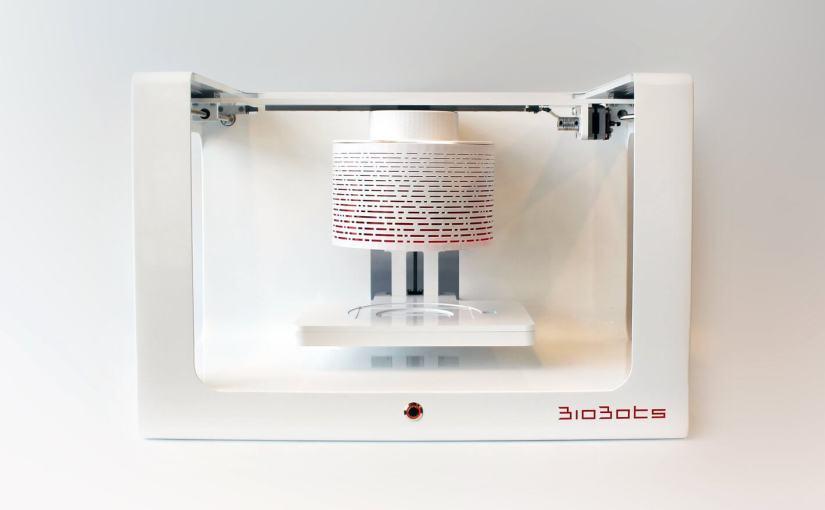 Une nouvelle bio-imprimante facilite la fabrication en 3D de la chair et des os