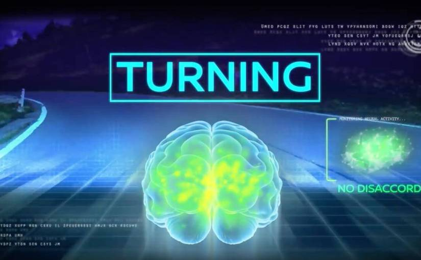 Une voiture intelligente lit les signaux cérébraux