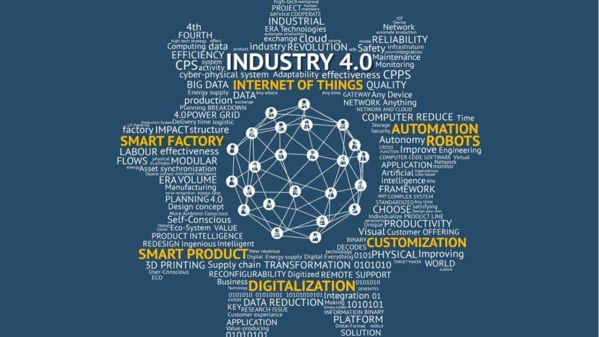 Géoéconomie de l'industrie 4.0 et de l'IA