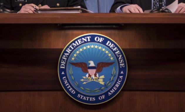 Département américain de la défense DoD armée