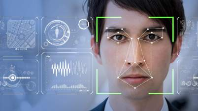 Amazon's Facial Recognition reconnaissance faciale biométrie
