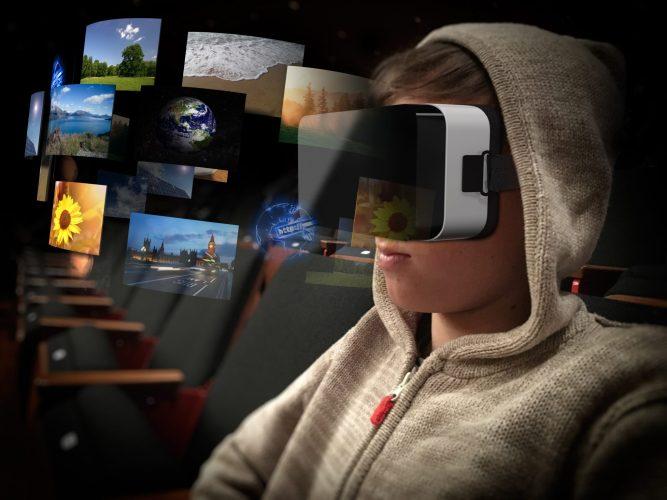réalité augmenté vr réalité virtuelle