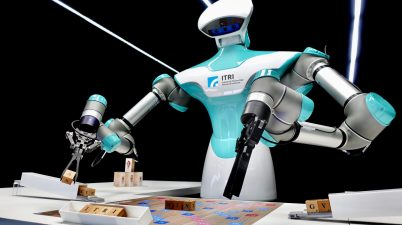 ITRI_Intelligent_Vision_System_for_Companion_Robots