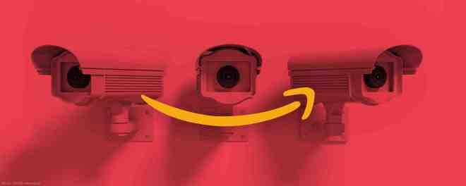 amazon surveillance Amazon Rekognition reconnaissance faciale