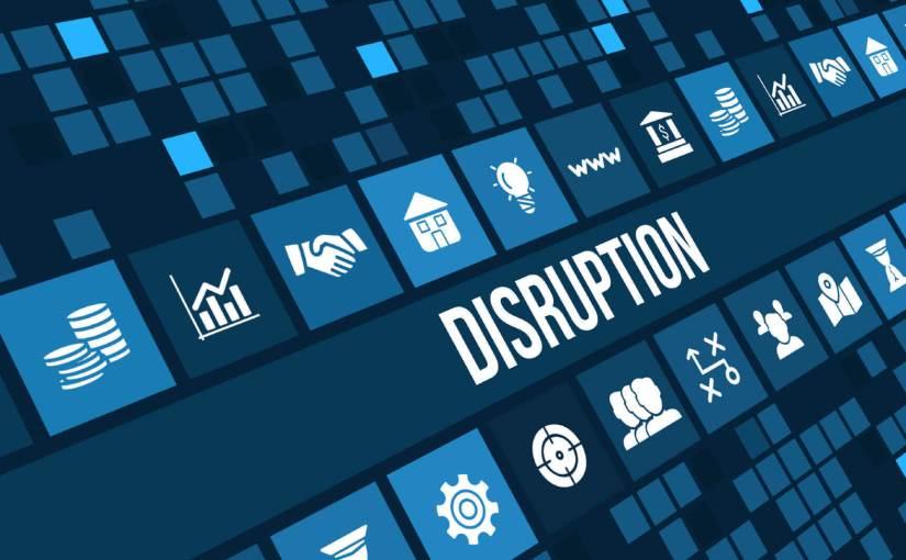 Disruption digitale : les 5 lignes de ruptures de l'entreprise