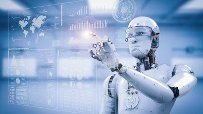 robot digital
