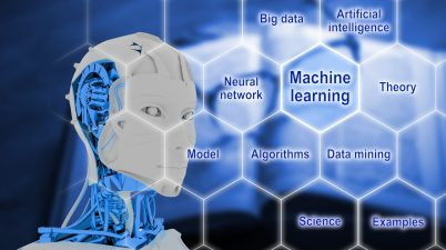 machine learning robot intelligence artificiel ia data