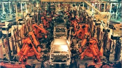 robotic ROBOT-TRAVAIL-automatisation