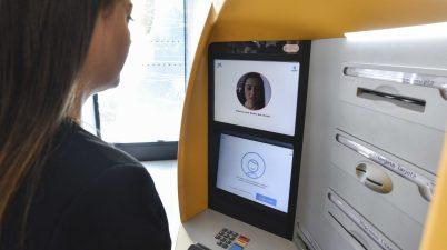 CaixaBank FacePhi reconnaissance faciale