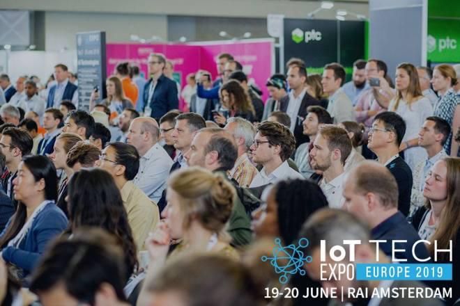 IoT Tech Expo Europe 2019