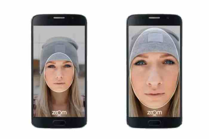 ZoOm-3D-Face-Login-Android-zoomed-unzoomed