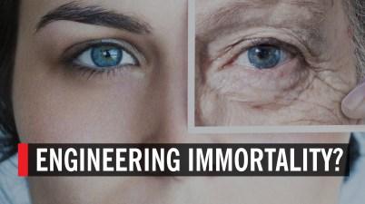 immortalité ingénierie longévité vie mort h+ transhumanisme