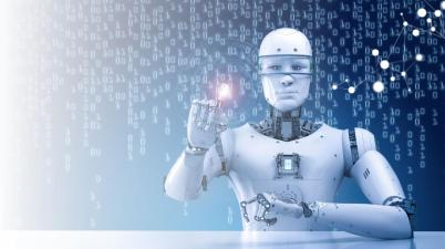 ia intelligence artificielle recrutement robot
