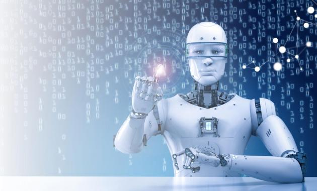 ia intelligence artificielle recrutement robot