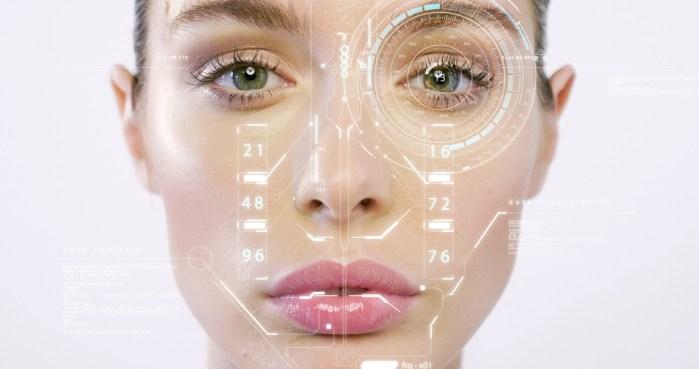intelligence artificielle reconnaissance faciale visage