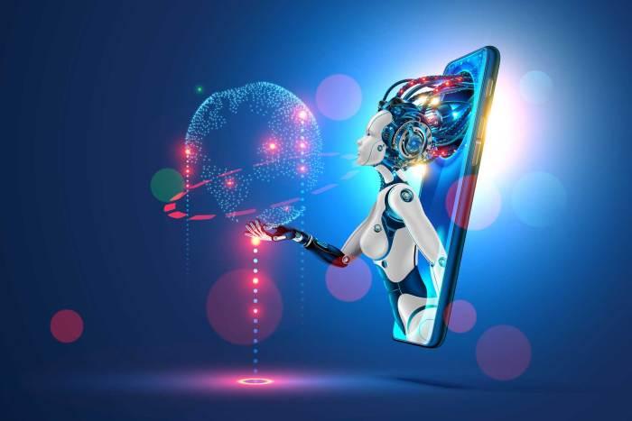 Chatbots Voicebots alimentés IA intelligence artificielle