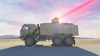 arme laser