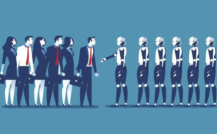 L'intelligence artificielle perturbera davantage les cols blancs