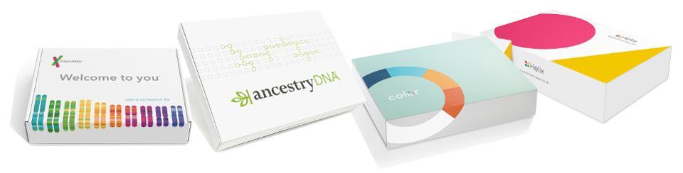Décodeurs d'ADN