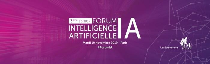 Forum de l'Intelligence artificielle