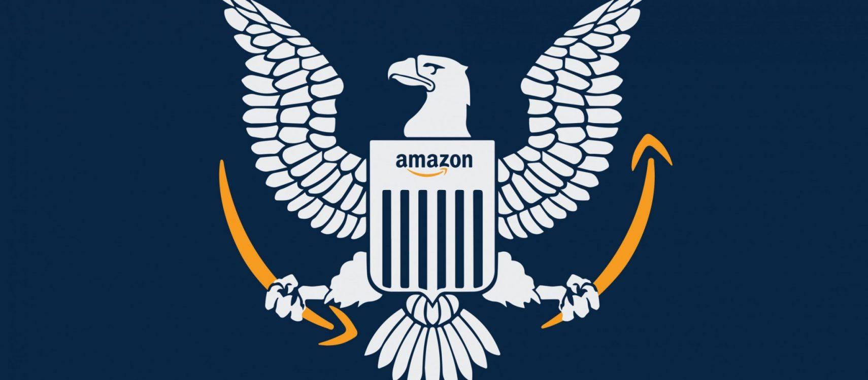 le nouveau géant militaire américain : Amazon
