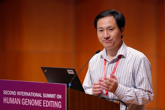 He Jiankui bébés CRISPR