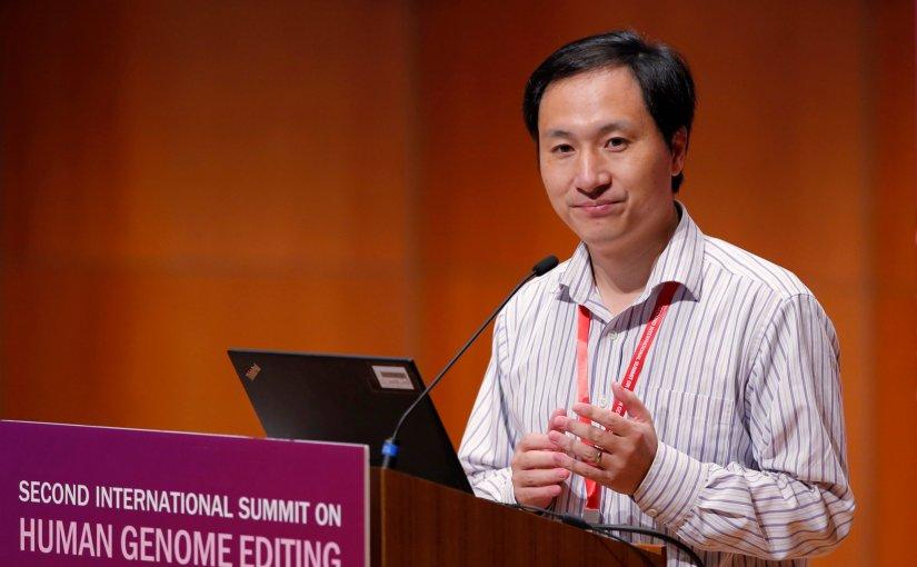 He Jiankui condamné à trois ans de prison pour les bébés CRISPR