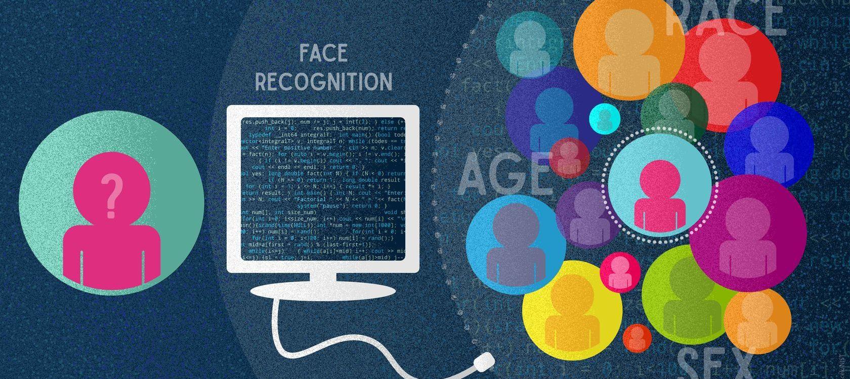 reconnaissance faciale biométrie visage