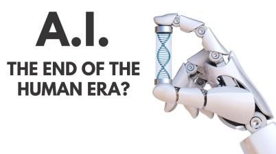 Intelligence artificielle est la fin de l'ère humaine ia
