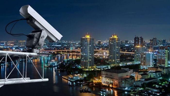 caméra vidéo surveillance ia