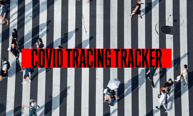 Covid Tracing Tracker