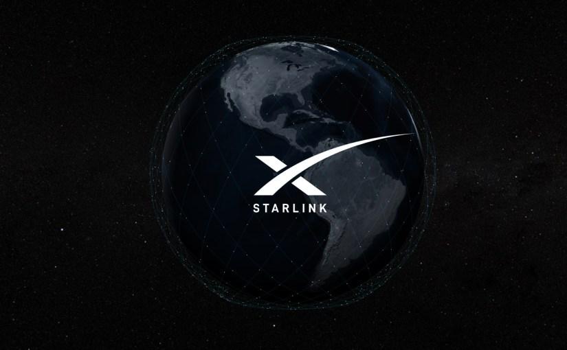 SpaceX Starlink a le vent en poupe