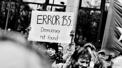 error 155 democracy not found