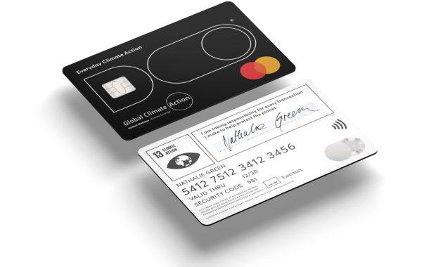 Doconomy carte de crédit assortie d'une limite mensuelle de CO2